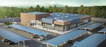 Вебинар «Солнечные станции под собственное потребление для ритейл бизнеса»