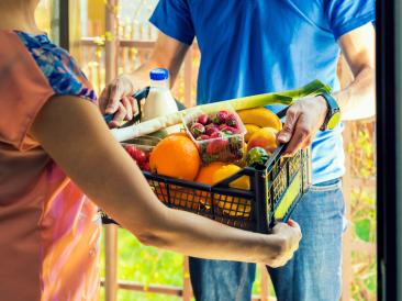 Онлайн-продажі продуктів харчування: як змінюється світовий ринок