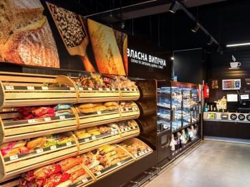 Специальное освещение для Food Retail