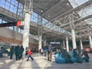 Посещаемость киевских ТЦ растет в преддверии праздников – исследование