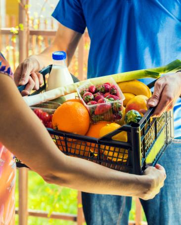 Онлайн-продажи продуктов питания: как меняется мировой рынок