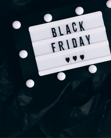 Чорна п'ятниця: гроші ніщо, довіра все