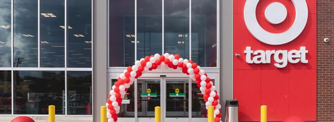 Target сообщил о росте онлайн-продаж вдвое