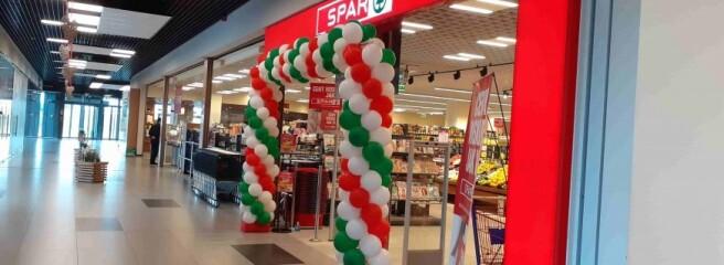 Каждый третий магазин польской сети Piotr iPaweł уже переименован вSpar