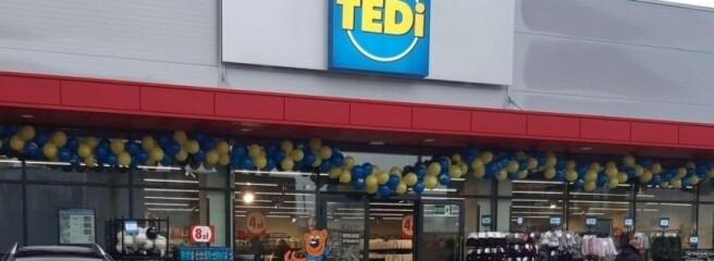 Німецька мережа Tedi виходить начеський ринок