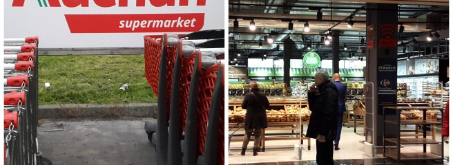 Auchan вів переговори про можливу консолідацію нелише зCarrefour