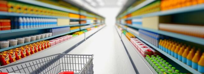 США очікують брак продуктів харчування і порожніх полиць в продуктових магазинах через проблеми в логістиці