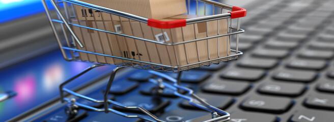 Частка онлайн-продажів продуктів харчування в Великобританії знизилася до 14%