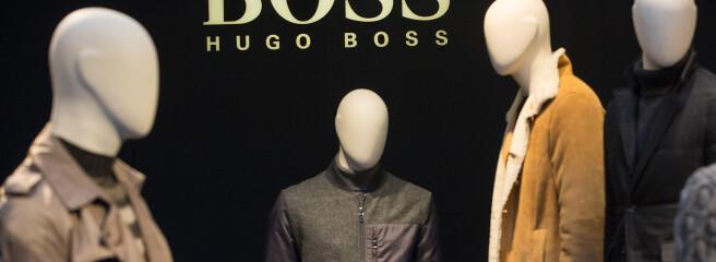 Hugo Boss удвоит оборот вонлайн-канале