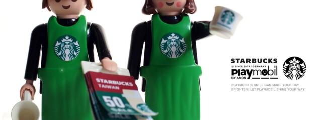 Starbucks уКореї випускає фігурки барист