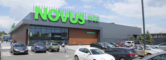 NOVUS продовжує підкорювати столичний ринок роздробу