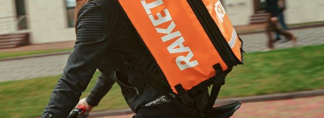 Бургер на сніданок, обід і вечерю: статистика замовлень їжі від сервісу Raketa