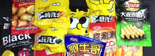 Чипсы со вкусом квашеной капусты и шоколад с манго — хиты китайского рынка фастфуда