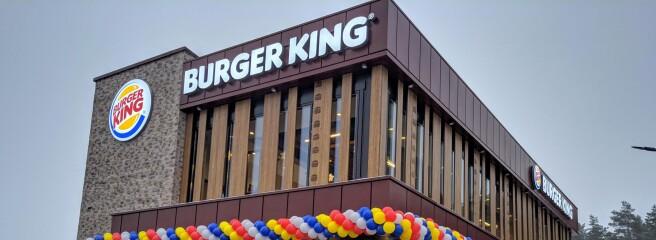 Burger King готовится зайти вУкраину