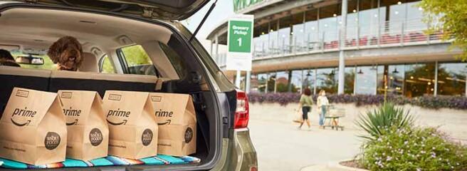 Amazon представляє свою технологію без касирів в 2 магазинах Whole Foods