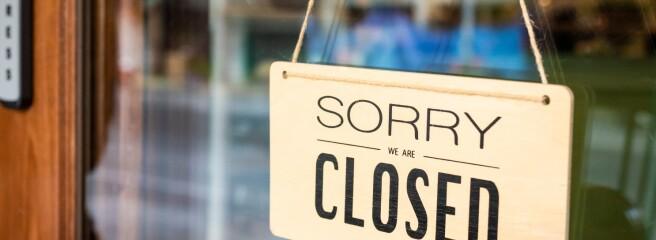 До кінця року десята частина магазинів в РФ виявиться закрита