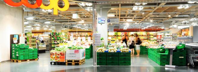Coop повысит зарплаты в Швейцарии