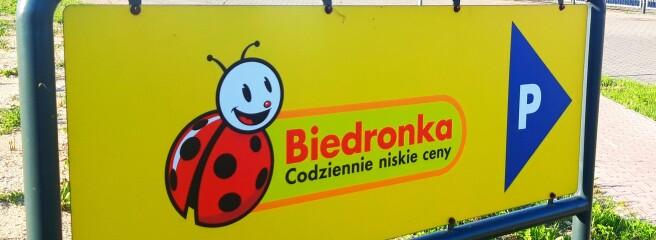 Biedronka витратила 1,8млрд. злотих наінвестиції