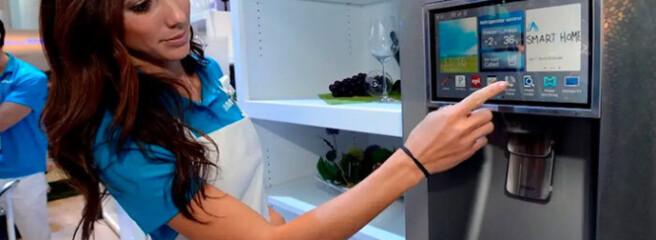 Холодильник Amazon проконтролює кількість продуктів ісам їхзамовить