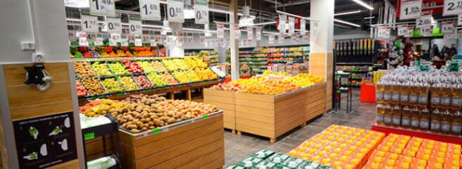 УГомелі стартував новий супермаркет «Євроопт»