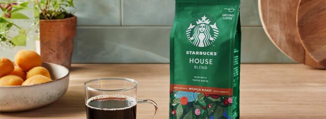 Кава Starbucks, як важлива частина бізнесу Nestlé в Україні