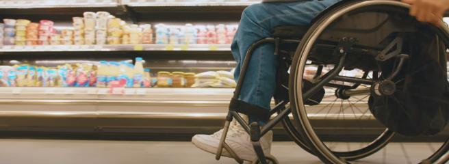 Сільпо станет доступнее для гостей и сотрудников с инвалидностью