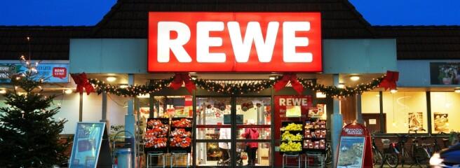 Rewe нарастила выручку до 75 млрд. евро