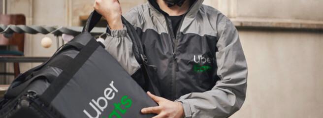 В Польше Unilever вместе с Uber Eats доставит мороженое к двери клиента