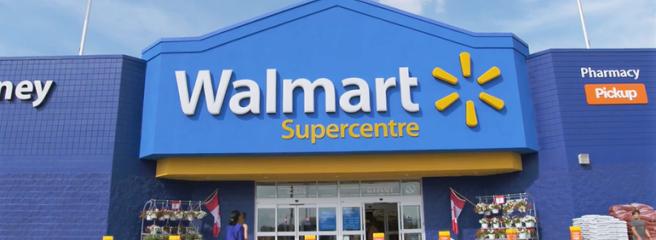 Walmart відзначає зростання виручки на 8,6%