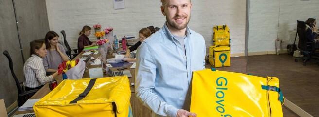 Glovo запустила в Україні перший магазин без покупців