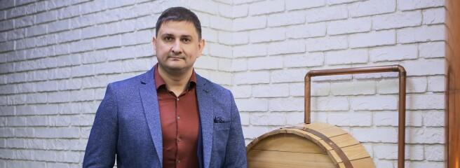 Костянтин Кожанов: «Криза пришвидшила процес зміни ринку пива убік modern trade»