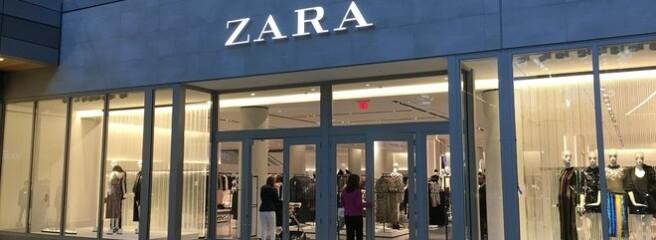 Власник Zara отримав перший прибуток у 2020 р