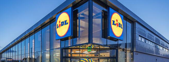 Lidl Austria повідомляє про зростання продажів на 7%