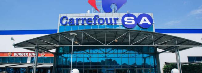 Франция выступает против предложения иностранного поглощения сети Carrefour