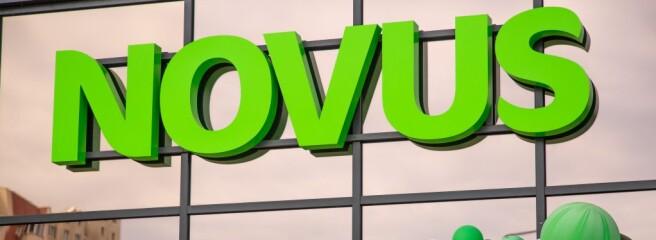 NOVUS відкрив новий супермаркет в Києві