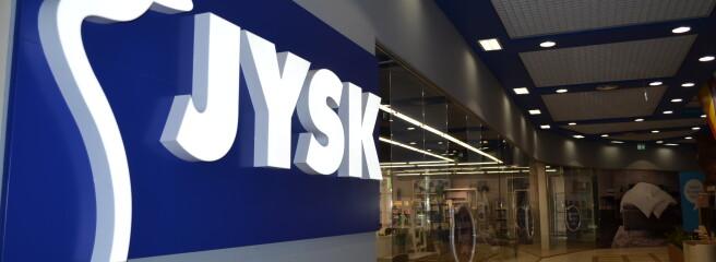 УJysk значительный рост прибыли