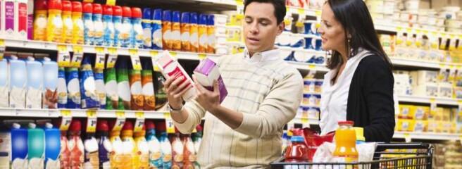 Чеські споживачі вважають за краще купувати продукти в супермаркетах