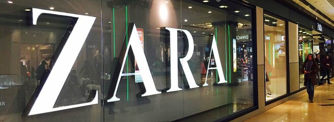 Власник Zara планує закрити понад 1200 магазинів
