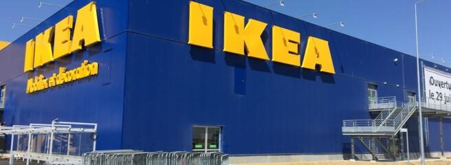 IKEA призупинила роботу інтернет-магазину в Україні