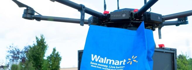 США: Walmart інвестує в компанію з виробництва дронів