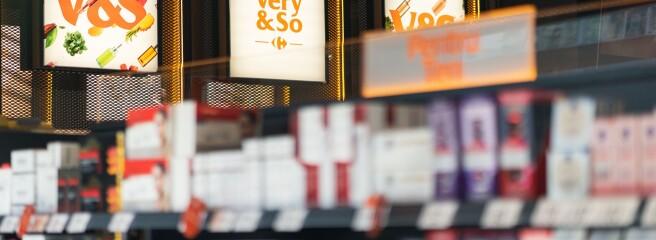 Гибрид дрогери ибио-магазина— Carrefour тестирует новый концепт вРумынии