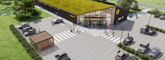 Netto оголосила про будівництво чергових екологічних магазинів