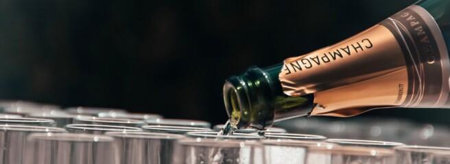 Чому в світі стрімко впали продажі шампанського
