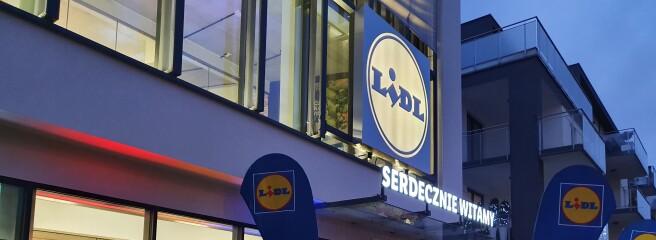 Lidl планує відкрити 23нових магазина вБельгії протягом року