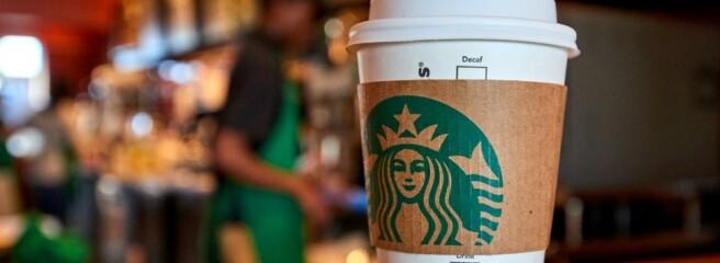 Starbucks залишає Південну Корею