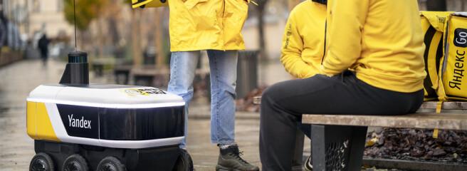 «Яндекс» запустил сервис быстрой доставки продуктов встолице Англии