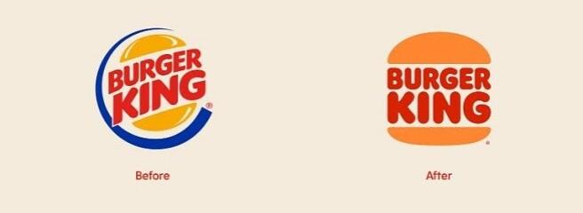 Burger King меняет свой логотип впервые за20лет