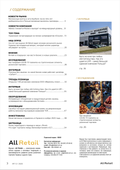 All Retail, грудень 2020