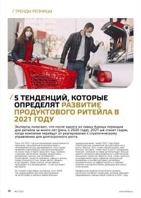 All Retail, лютий 2021